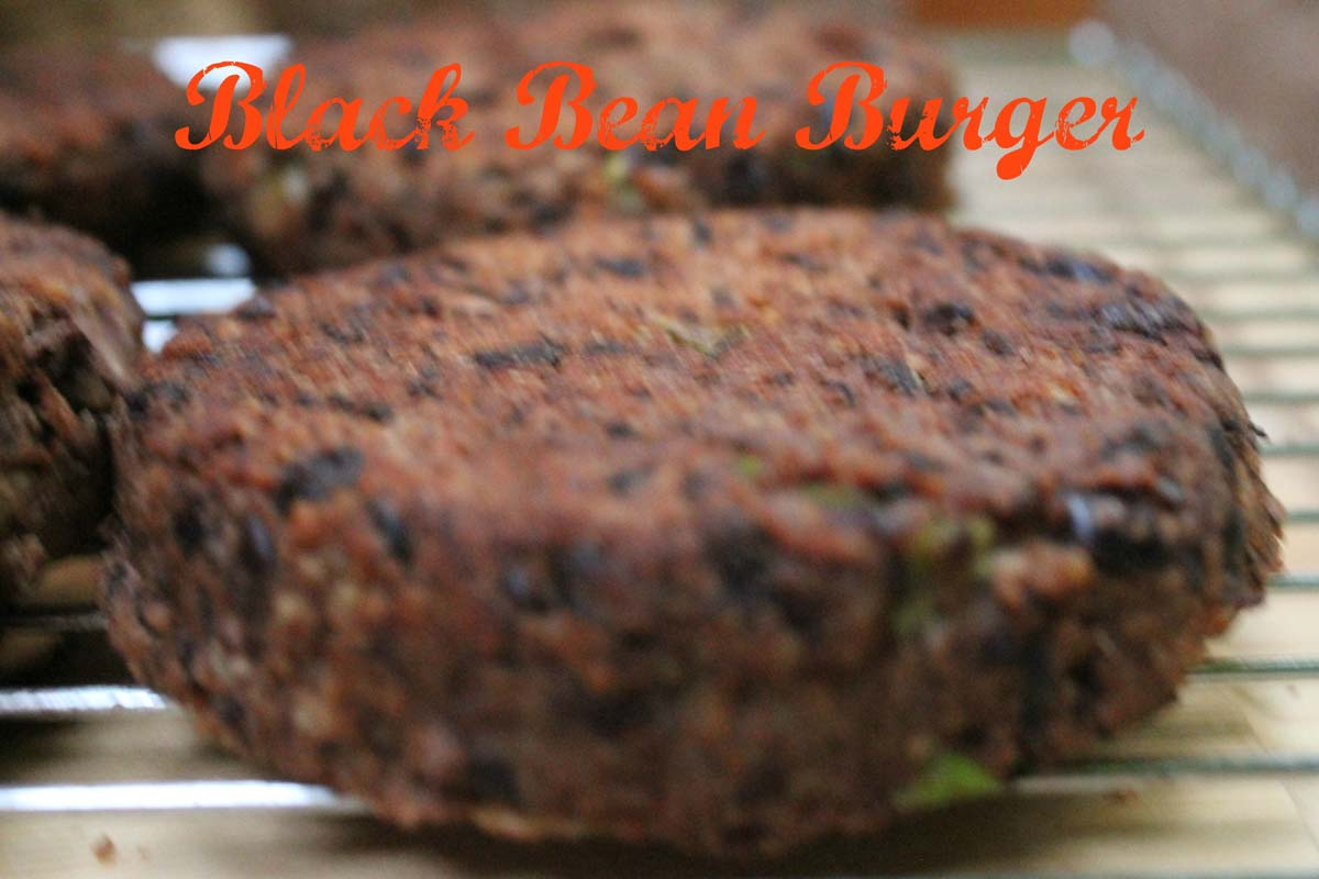 Black Bean Burgers {Freezer Friendly}