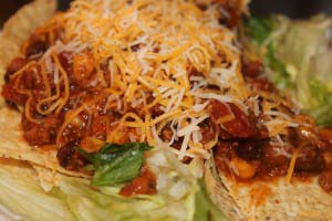 Southwest Chili Salad
