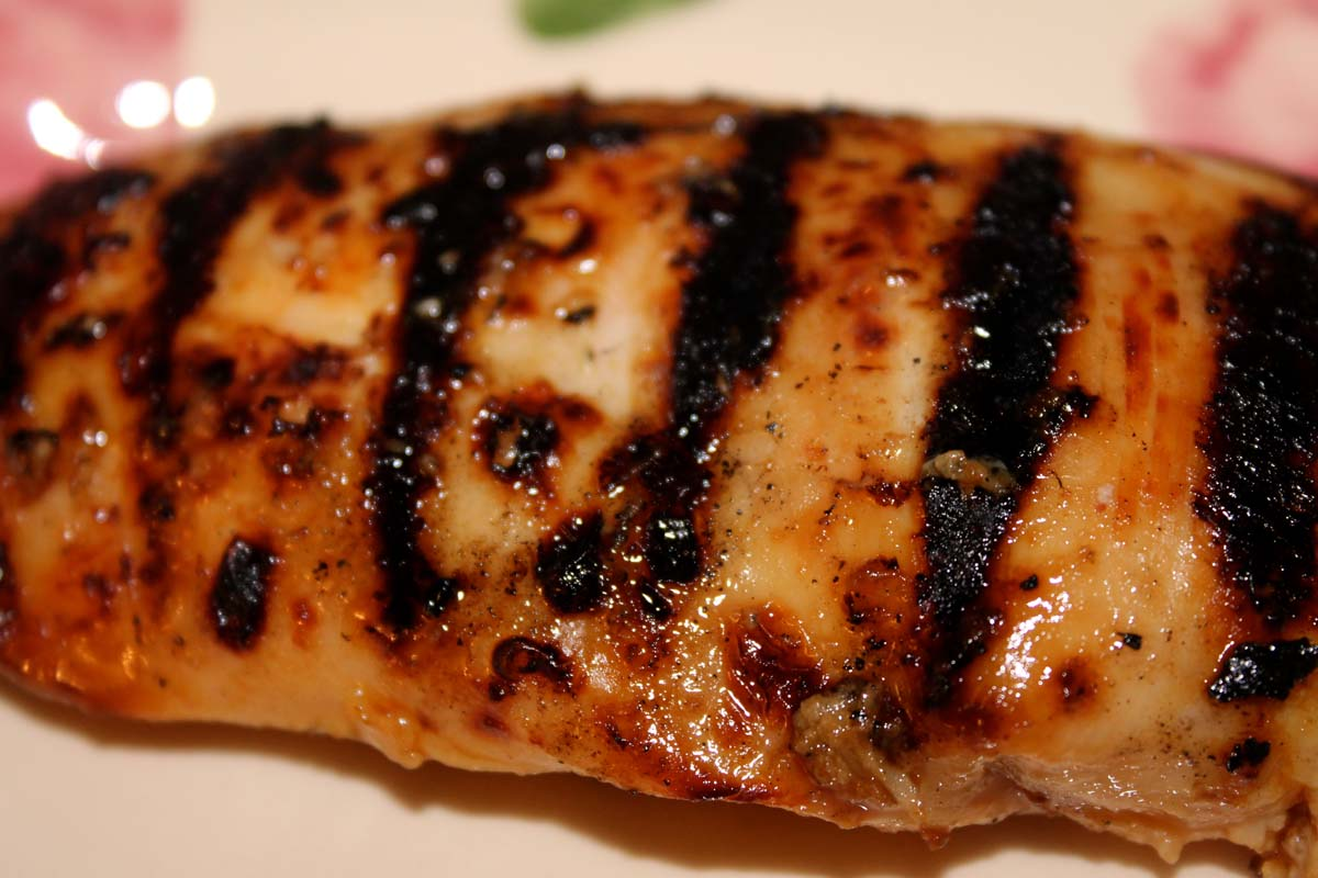 Grilled Alice Springs Chicken (Outback Style)