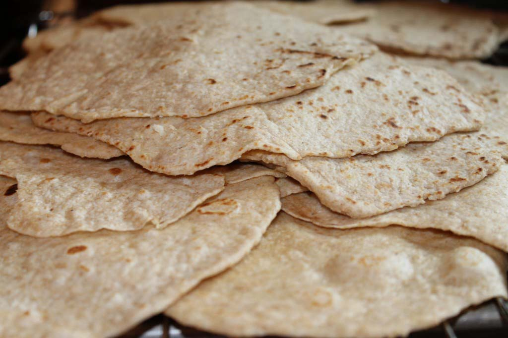 recipe: whole wheat tortillas recipe [19]