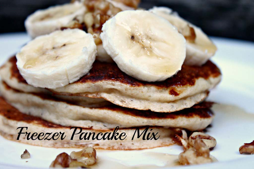 Freezer Pancake Mix