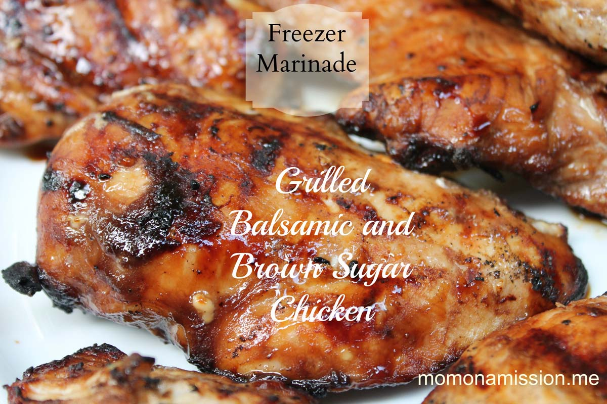 Balsamic - Mango Marinated Grilled Chicken Recipes — Dishmaps