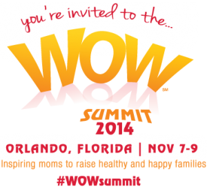 WOW Summit 2014 Plus Disney Vacation {Orlando, FLA Nov 7-9}