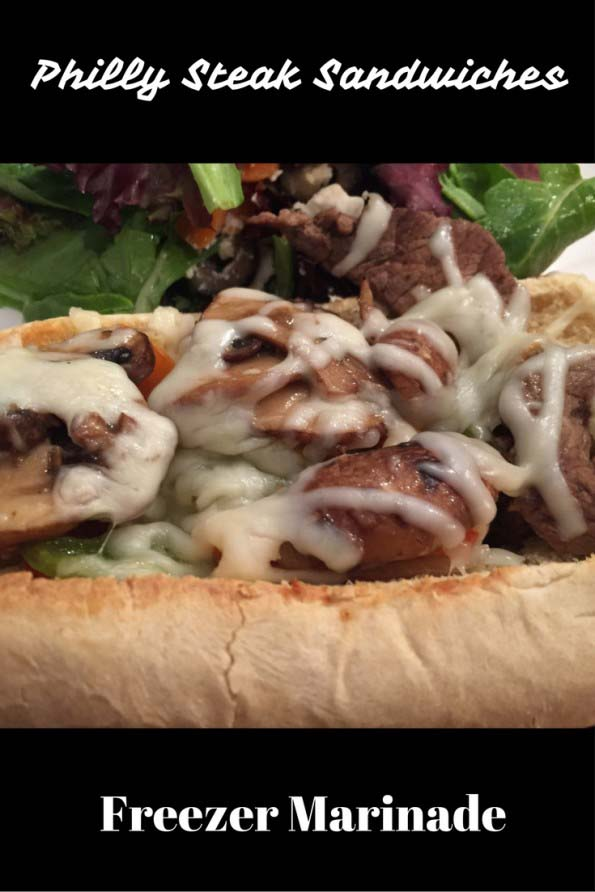 Philly Steak Sandwiches (1)