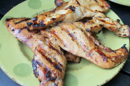 Asian Honey Chicken Marinade
