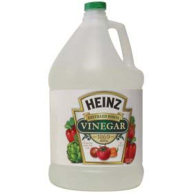 White Vinegar As a Dishwasher Rinse Aid