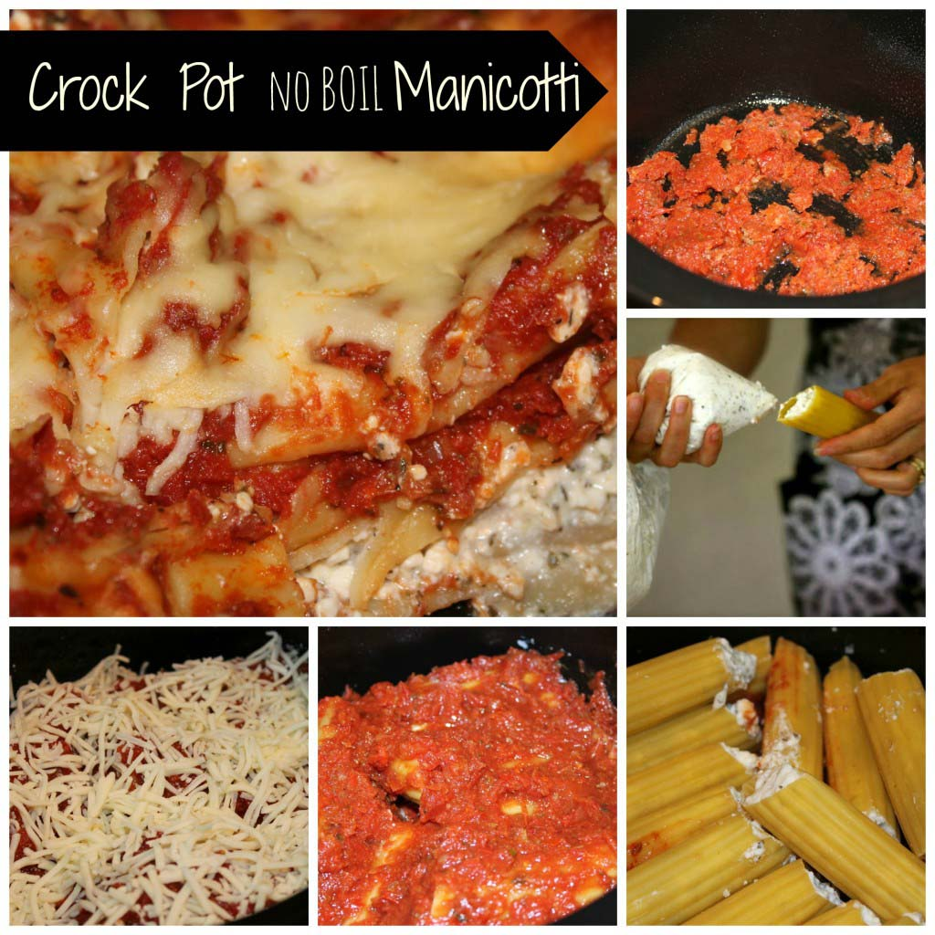 crock pot manicotti (1)