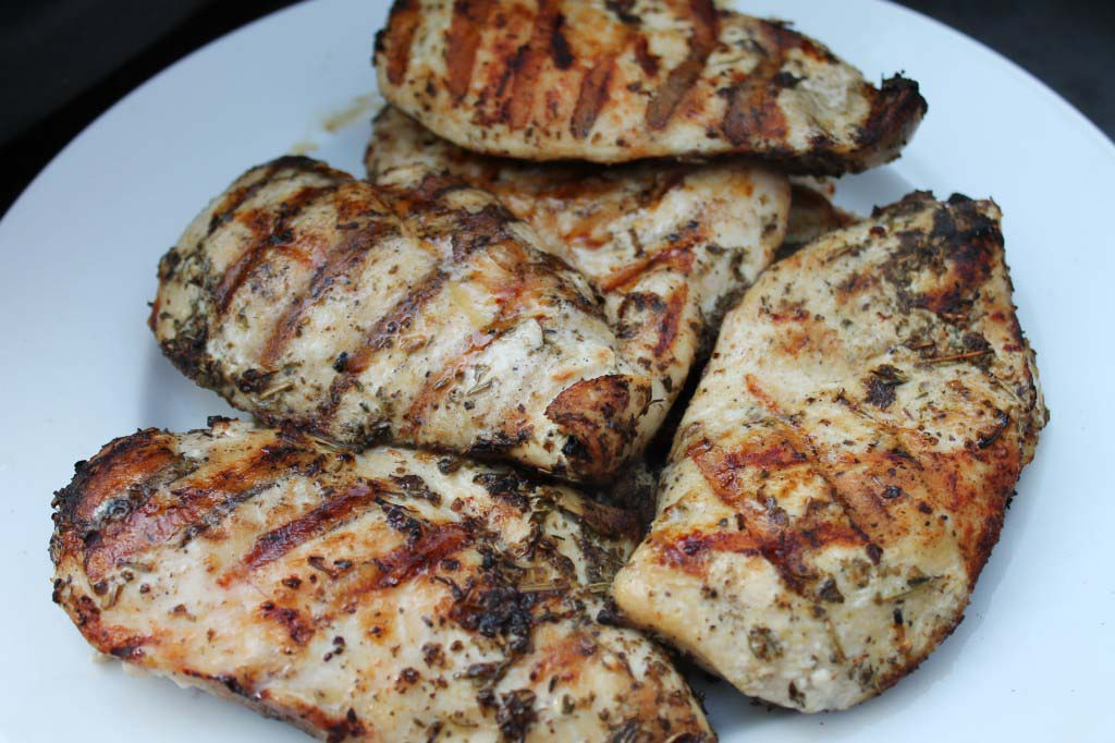 How to Grill Moist Chicken