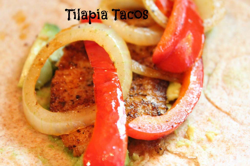 Spicy Tilapia Tacos