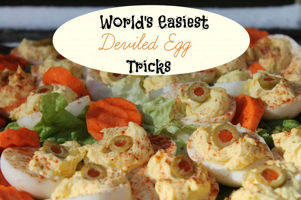 World's Easiest Deviled Egg Tricks