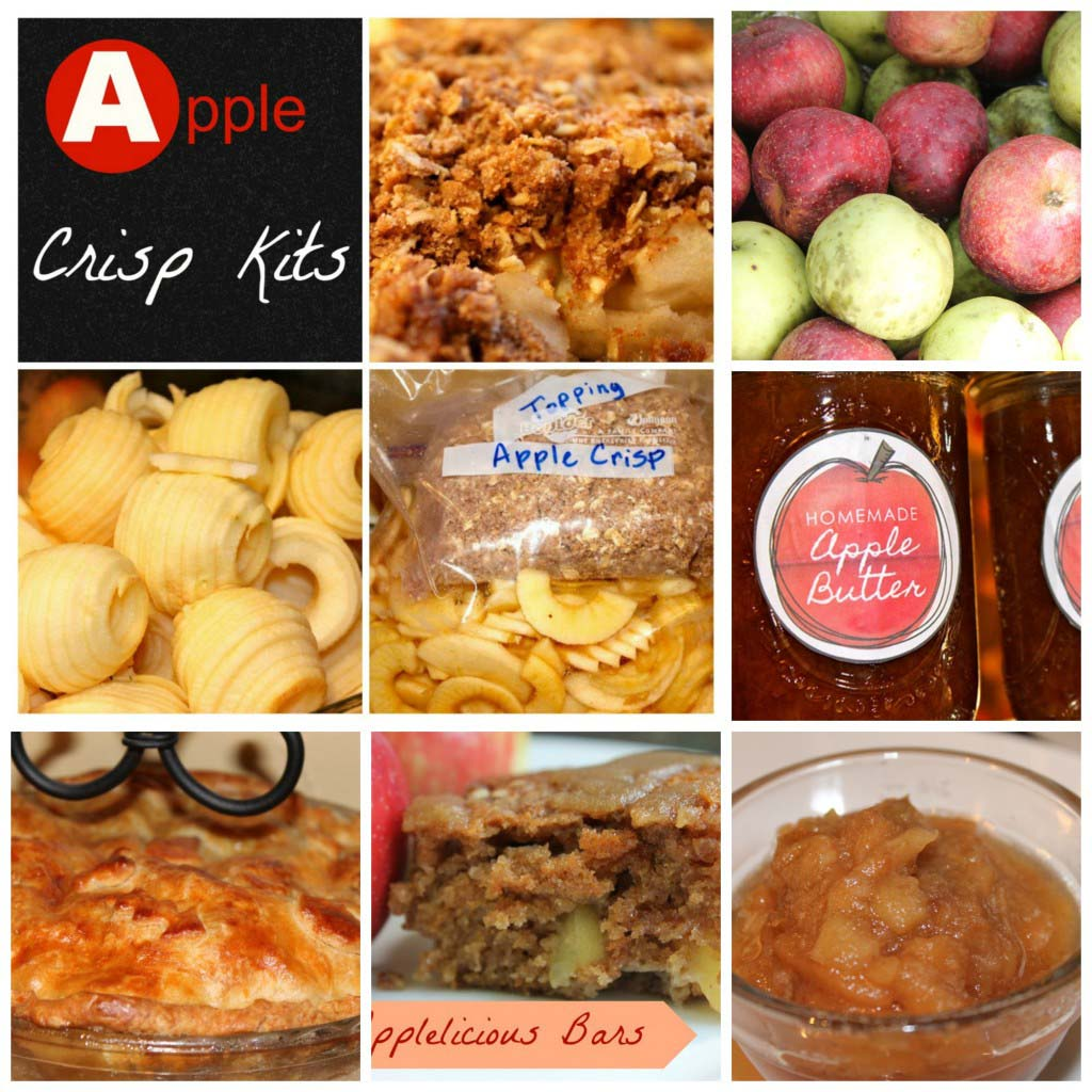 9 Apple Recipes to Fall For {How to Freeze Apples}
