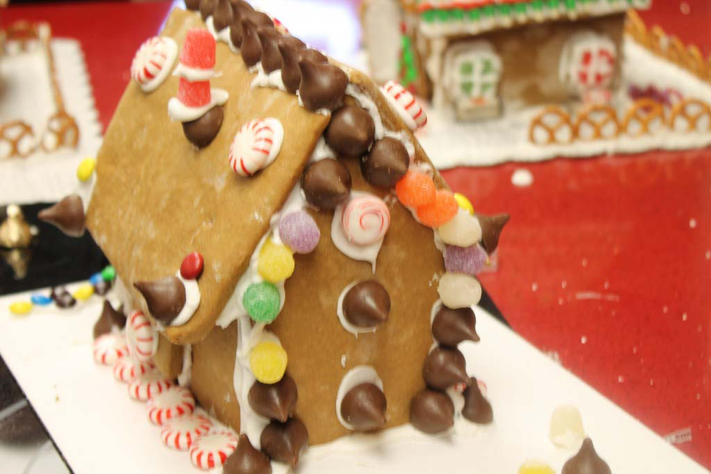 Create Your Own Gingerbread Houses in Bulk: Part 2