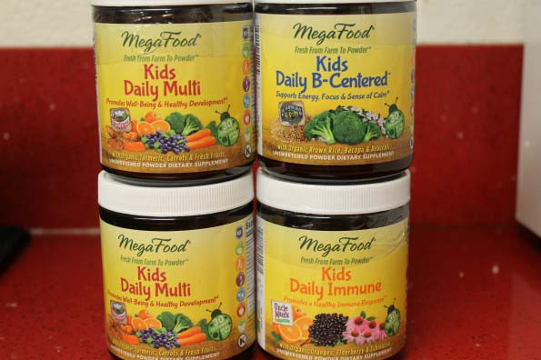 Why my Kids Are MegaFood Kids